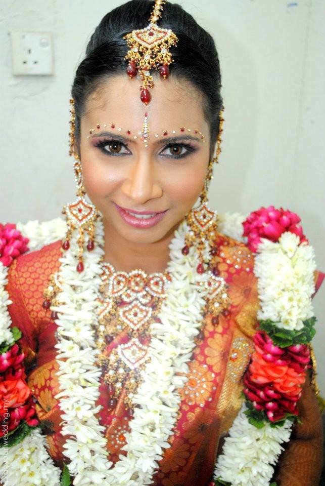 Malathi - Indian Wedding Makeover