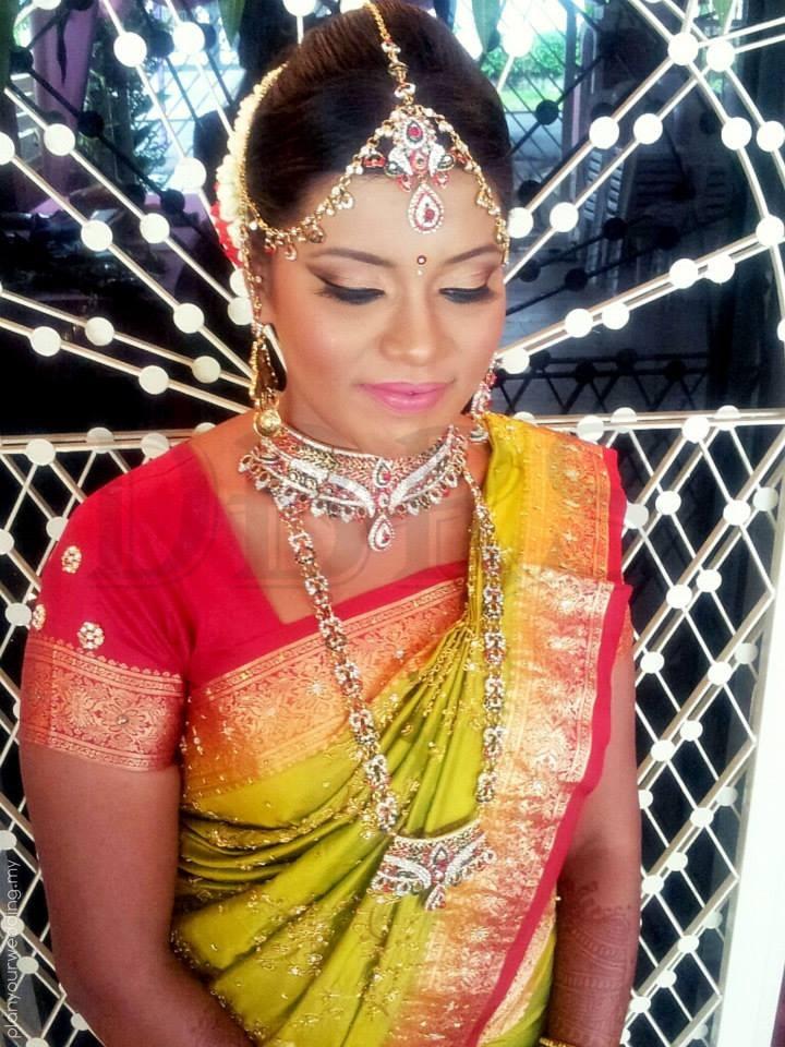 Chameni | Temple Wedding Makeover