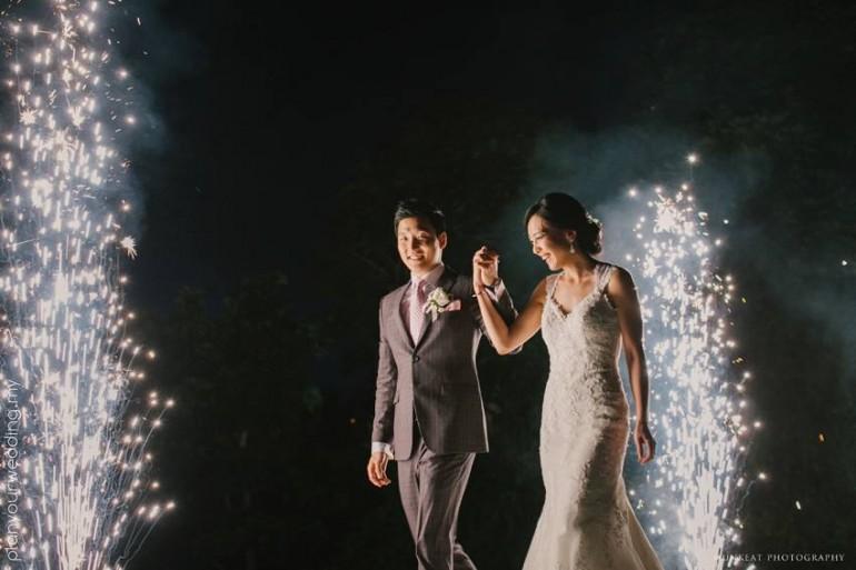 Celebrating Edwina And Jin Hur