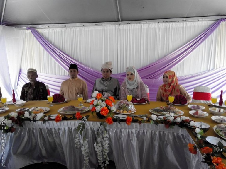 Malay Wedding Catering Tudongsajicatering Pictures1