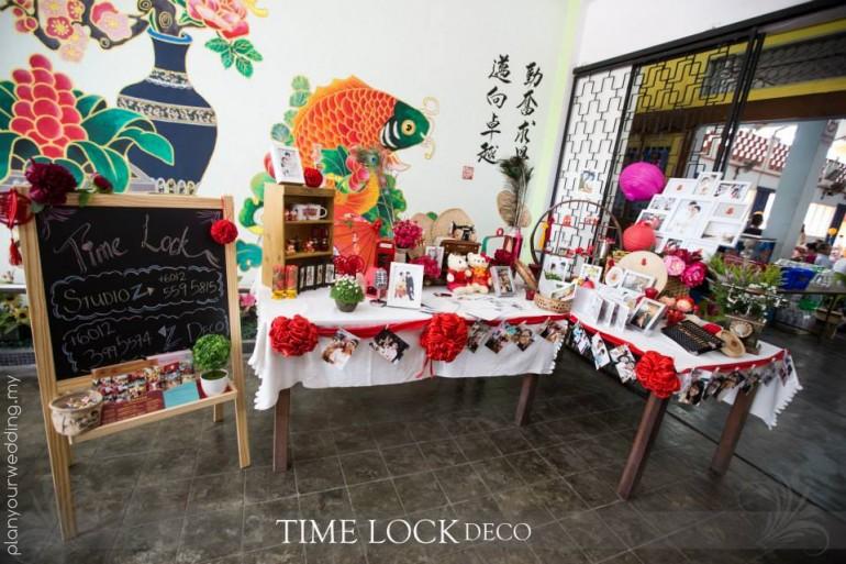 Oriental And Western Theme Wedding Decoration