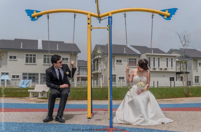 Actual Wedding Photography