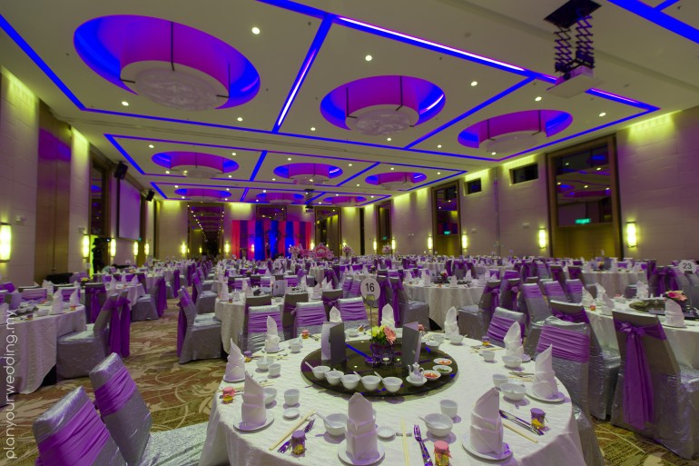 Wedding In Four Points By Sheraton Puchong